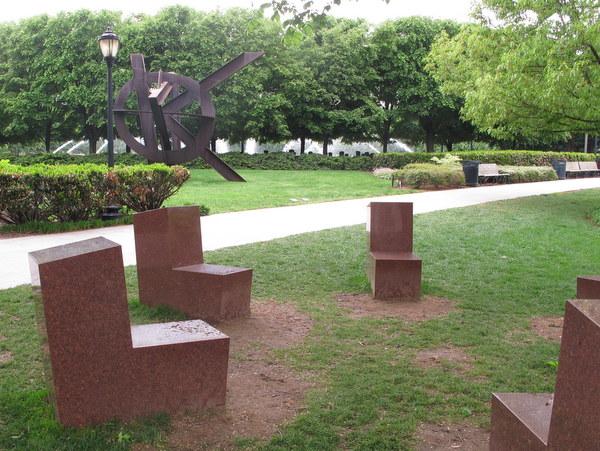 National Gallery Sculpture Garden | DC Gardens