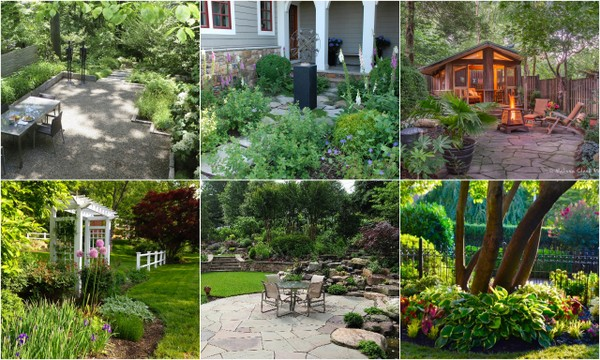How to find garden design help dc gardens for How to landscape a garden