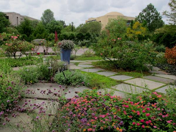U S Botanic Garden In September Dc Gardens