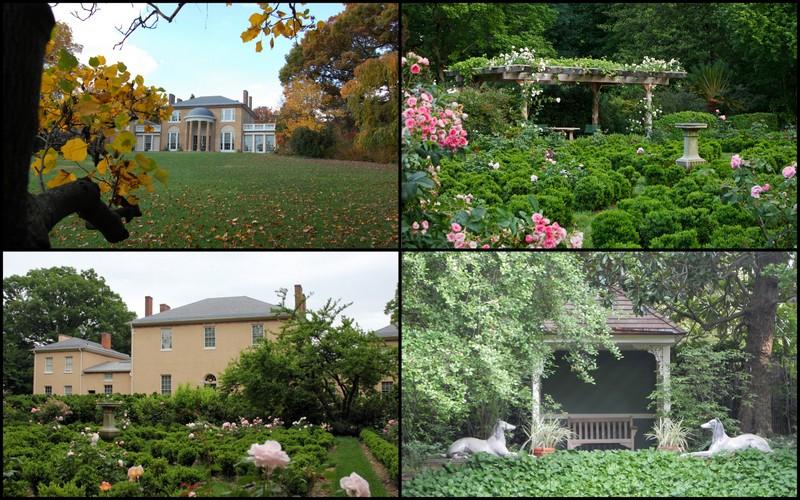 Tudor Place | DC Gardens