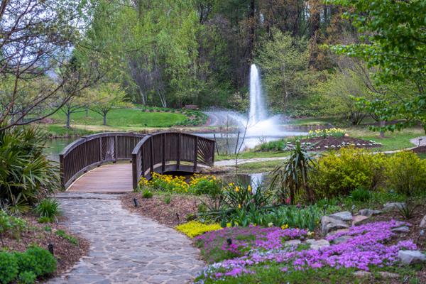 Meadowlark Botanical Gardens Garden Ftempo