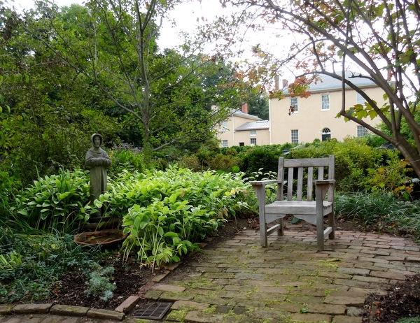Tudor Place In September Dc Gardens