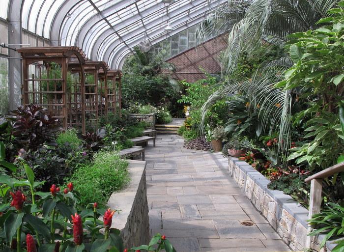 Brookside Gardens In September Dc Gardens